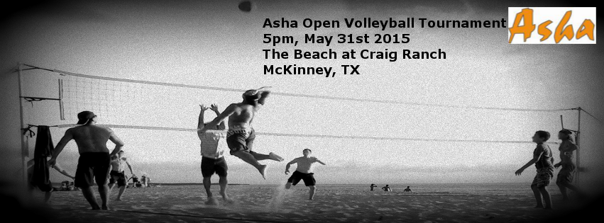 Asha Open Volleyball Tournament